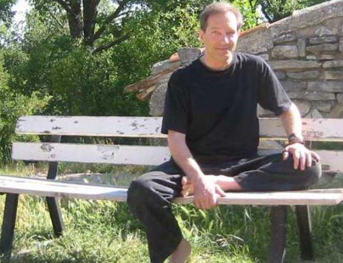 Rétention du souffle à poumons vides. Christian Tikhomiroff
