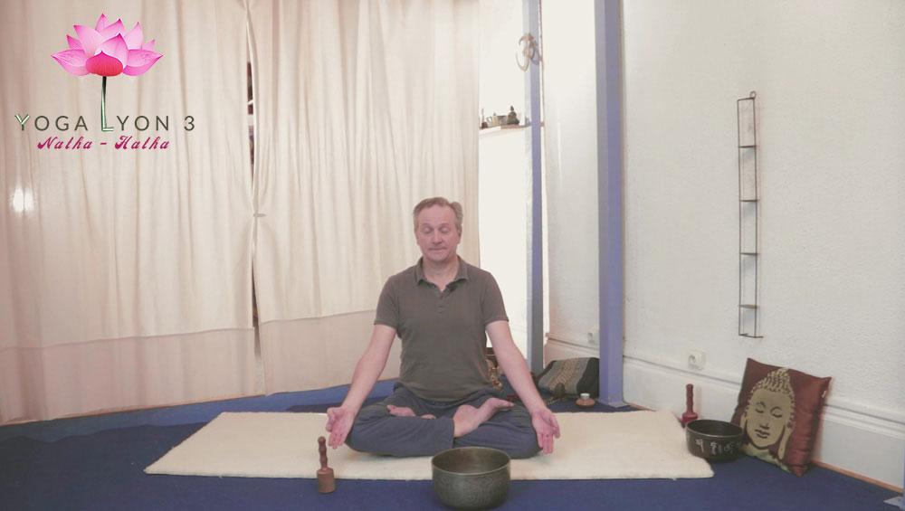 Mini séance de yoga pour débutant